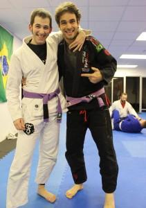 BJJ Bristol Artemis Brazilian Jiu Jitsu - Instructors Can & Donal