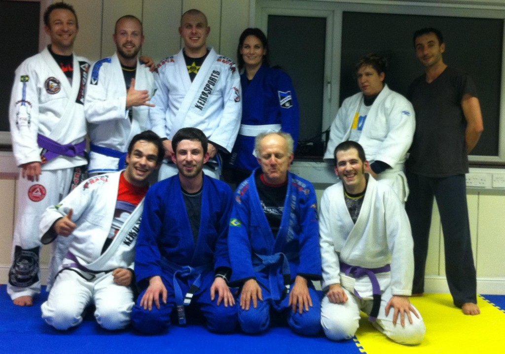 Artemis BJJ in Bristol at Bristol Sports Centre/MYGYM