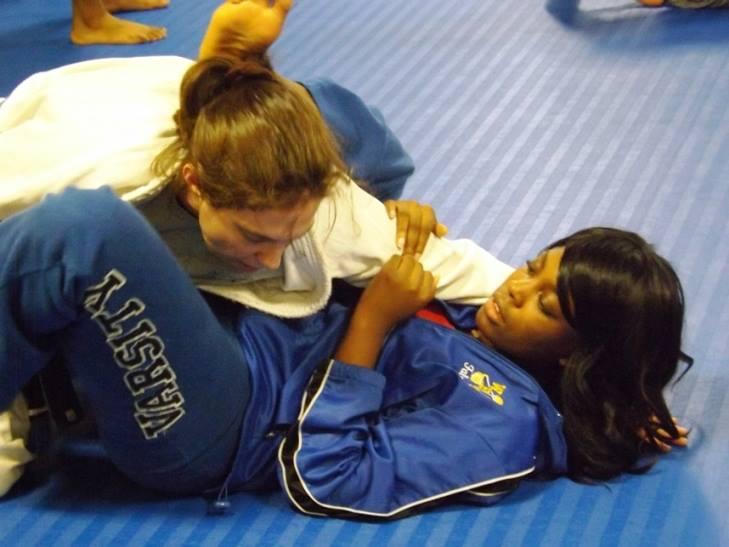 Artemis BJJ Bristol Brazilian Jiu Jitsu interviews Beth Thrasher from Vector Jiu Jitsu 2