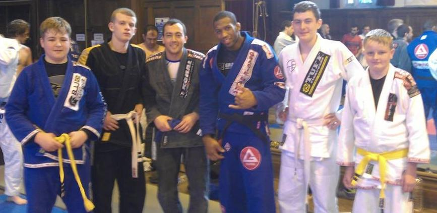 Artemis BJJ Bristol Brazilian Jiu Jitsu interviews Ralph Presgrave from Submit 2 Success - 1