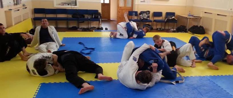 Artemis BJJ Bristol Brazilian Jiu Jitsu interviews Ralph Presgrave from Submit 2 Success 2