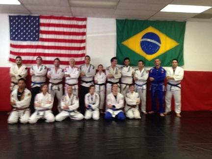 Artemis BJJ Brazilian Jiu Jitsu Bristol Fabio Santos Interview1