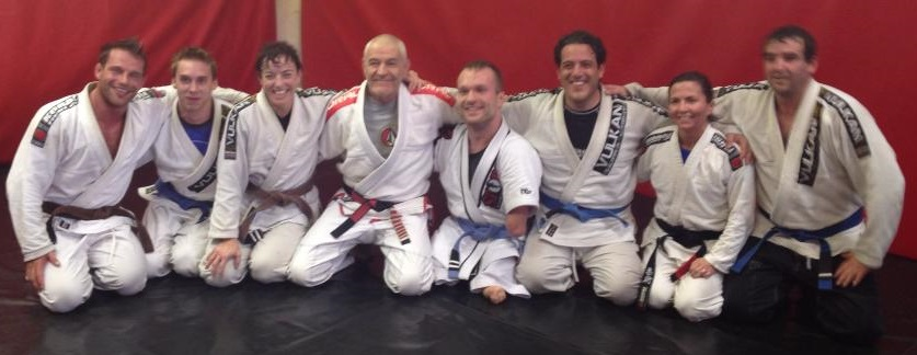 Artemis BJJ Bristol Brazilian Jiu Jitsu interview with Fabio Santos June 2013 class