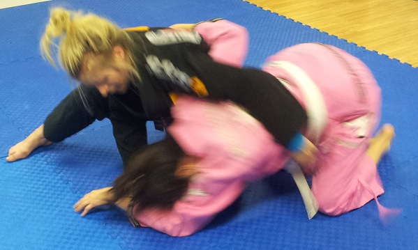 Artemis BJJ Brazilian Jiu Jitsu Bristol Women's Class