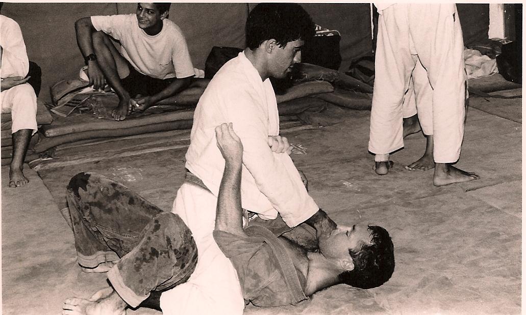 Artemis BJJ Brazilian Jiu Jitsu Bristol interview with John Will, training at Gracie Barra in 1987