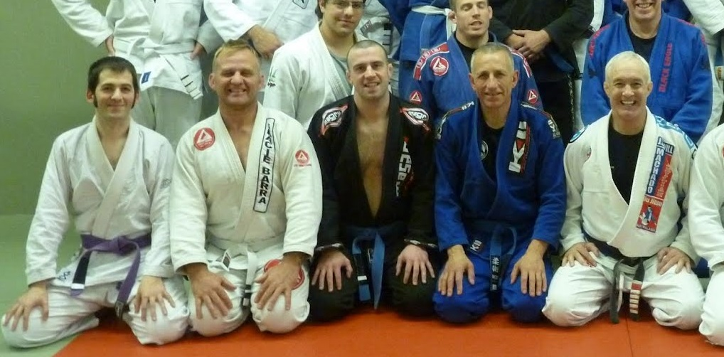 Artemis BJJ Brazilian Jiu Jitsu Bristol interview with John Will, Can at a John Will seminar in 2012