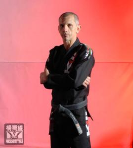 Photo by Seymour Yang, featured in Artemis BJJ Bristol Brazilian Jiu Jitsu Interview with Ricardo de la Riva2
