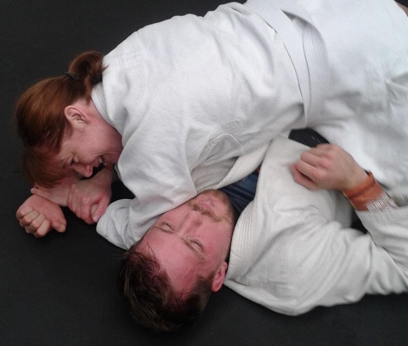Artemis BJJ Bristol Brazilian Jiu Jitsu Women Only Class Women Martial Arts Women's Class Testimonial Review Open Mat