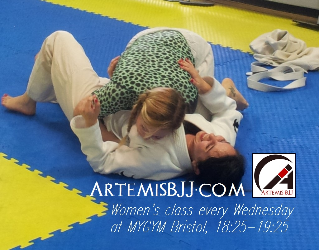 Women's BJJ in Bristol at Artemis BJJ womens bjj female bjj #SupportWomensBJJ