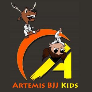 Artemis BJJ Kids Logo
