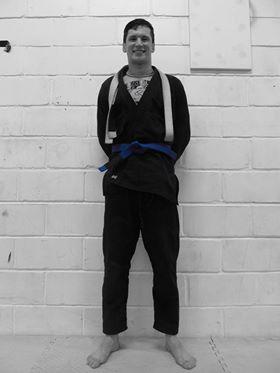 Marcus instructor pic Artemis BJJ Bristol Brazilian Jiu Jitsu