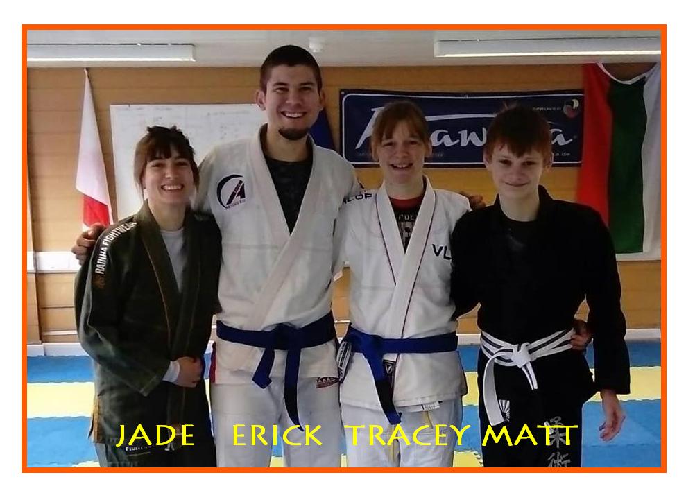 Artemis BJJ Kids instructors Brazilian jiu jitsu bristol children
