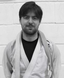 Matt J instructor pic Artemis BJJ Bristol Brazilian Jiu Jitsu